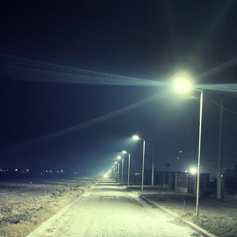 Nueva Luminaria LED
